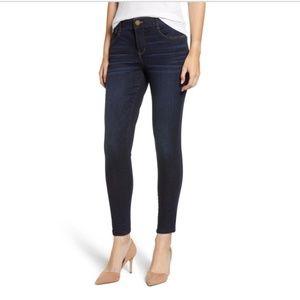 Wit & Wisdom High Waist Modern Skinny Ankle Jeans